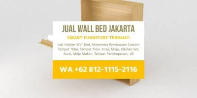 Set Tempat Tidur, Bed Minimalis
